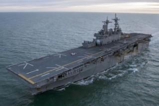 中国拒绝美国军舰停靠香港