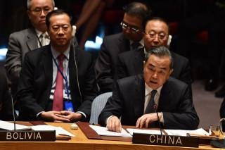 外媒 : 王毅联合国大会期间会见朝鲜外务相李勇浩