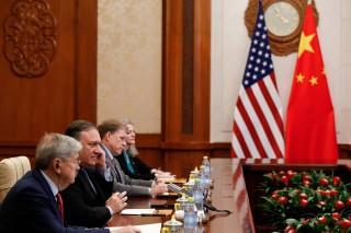中国外长王毅会见美国务卿蓬佩奥       开启两国关系新阶段