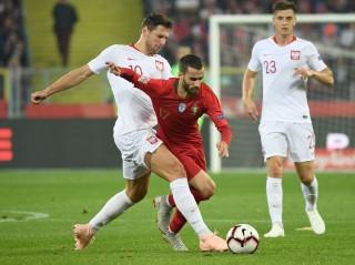 欧洲国家联赛 : 葡萄牙 3-2 逆转波兰