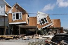 """美国佛州飓风""""迈克尔""""袭击已致 6 死"""