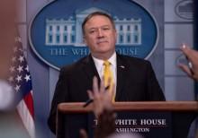 美国务卿呼吁中东国家将以色列作为榜样