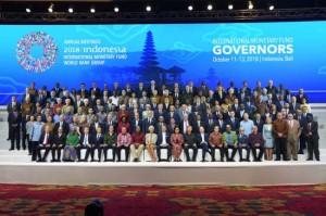 2018 IMF - 世行年会圆满闭幕       印尼-阿里巴巴达成合作