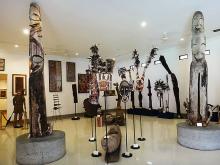 巴厘文化艺术馆迎接 IMF-世行年会推出各种精品