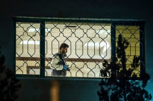 土耳其到沙特领馆调查记者失踪事件
