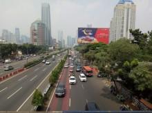 雅加达政府将至今年底实施单双号车牌交通规则