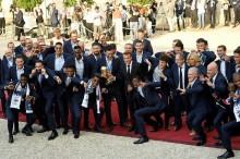 外媒 : 国际足联新数据透露法国世界杯夺冠秘诀