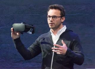 Oculus 创始人离开 Facebook