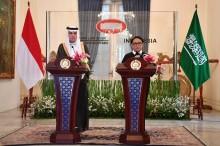印尼-沙特持续推动巴勒斯坦独立解决方案