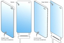 LG 发布手机屏下摄像头专利