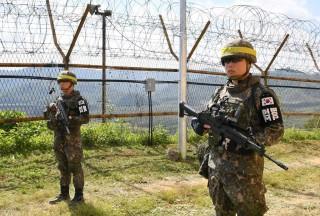 外媒 : 韩朝撤离 22 个警备哨所