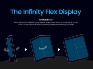 三星 Galaxy F 可折叠手机将明年 3 月上市