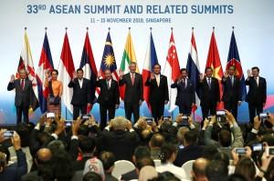 佐科威东盟峰会上重申印度太平洋合作概念