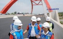 国营企业部长确认爪哇岛横贯高路圣诞元旦通车