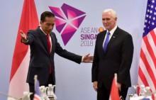 佐科威与美副总统会晤  :   称印美可互相补充