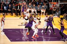 NBA 常规赛  15 日综述