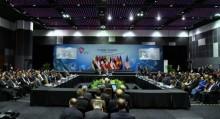 """我国重申通过  """"两国方案""""  解决巴以和平问题"""