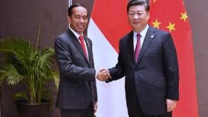 佐科威出席 APEC 峰会     同习近平展开双边会晤