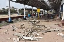 """气旋风暴 """"加亚""""  侵袭印度已致 45 人死亡"""