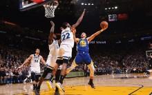 NBA 常规赛 11 日综述  : 勇士 116-108 胜森林狼