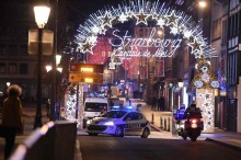 法国东部发生枪击案 已致 4 死 11 伤