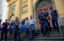 巴西一教堂发生枪击案 致 5 人死亡