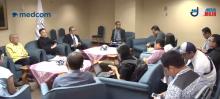 """中国浙江大学和国内大学教授参与 """"奇点经济""""  讨论会        深入了解印中商业情况"""