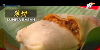 印尼美食系列   :   茂物市薄饼保留华人特色