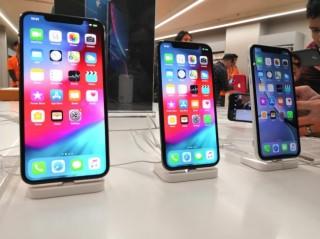 印尼零售店开始销售三款 iPhone 最新手机