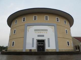 印尼客家博物馆记载华人抵达印尼各地区历史