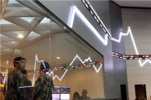印尼和中国货币市场周二开高