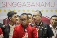 青年和体育部长就官员遭肃贪会扣押表示道歉