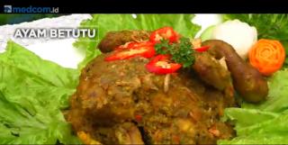"""印尼美食系列  :  学会制作巴厘岛美食 """"Ayam Betutu"""""""