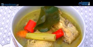 """巴厘岛美食 """"Gerang Asem"""" 的高良姜具有抗氧化剂作用"""