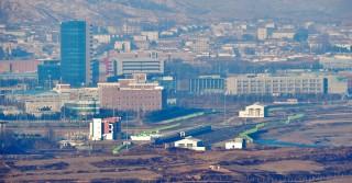 朝韩举行铁路对接仪式      车票达 1.4 万韩元