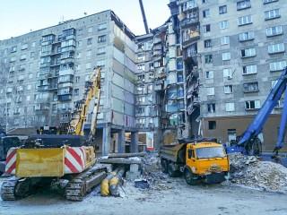 俄公寓天然气爆炸致坍塌事件死亡人数升至 37 人