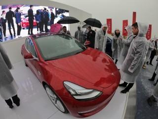 特斯拉在上海正式开发美外首家生产厂