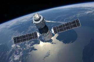 """中国太空探测器 """"嫦娥4号"""" 在月球登陆"""