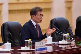 文在寅称中国在半岛无核化进程中发挥积极作用