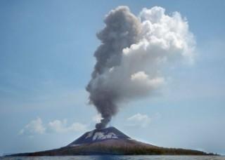 巽达海峡连续发生多次小地震