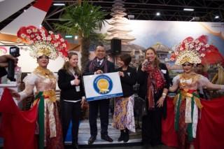 我国在荷兰旅游展荣获最佳旅游目的地奖