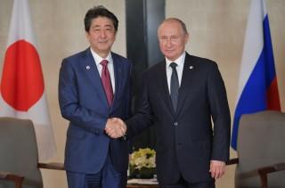 """俄方发表日本 """"争议领土"""" 言论      专家称安倍访俄或被取消"""