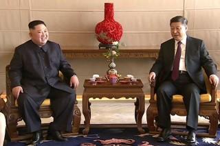 朝方 :  中国主席习近平似将今年 4 月访朝