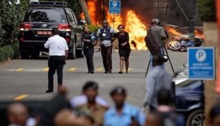 肯尼亚豪华酒店遭遇恐袭已致 15 死