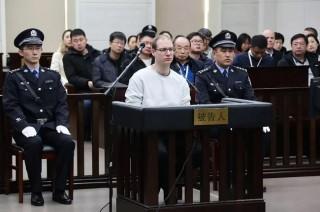 被中国判死刑加拿大男子将上诉