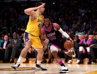 NBA 常规赛 25 日综述