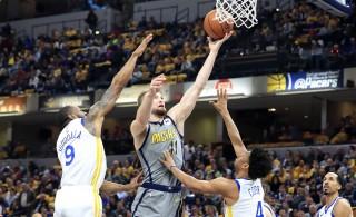 NBA 常规赛 29 日  :    老鹰胜快船     步行者不敌勇士