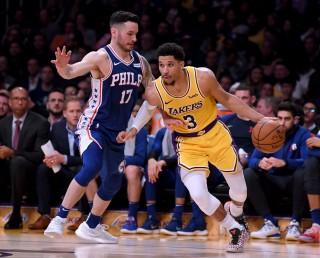 NBA 常规赛 30 日综述  :  湖人不敌 76人     马刺胜太阳