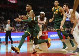NBA 常规赛 31 日综述