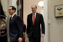 外媒 : 美中贸易谈判将下周继续